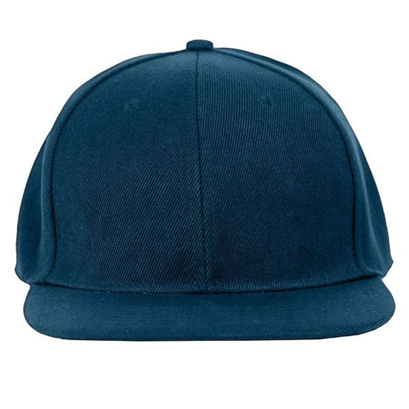 Snap Back Flat Bill Cap