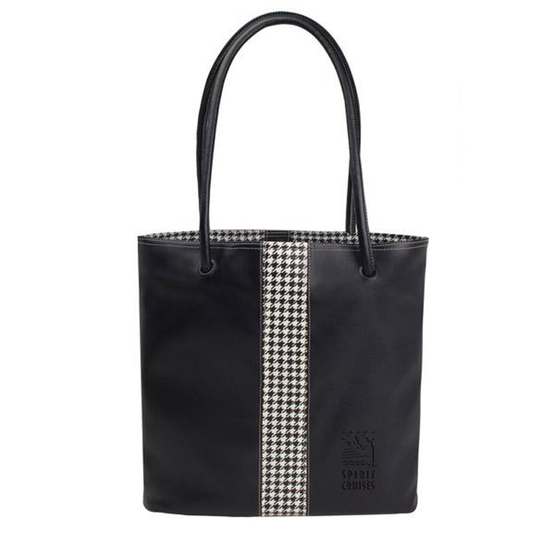 Lamis Tote With Design Accents