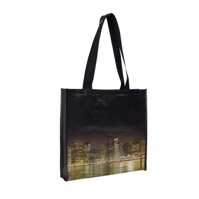 Photografx Gusseted Tote