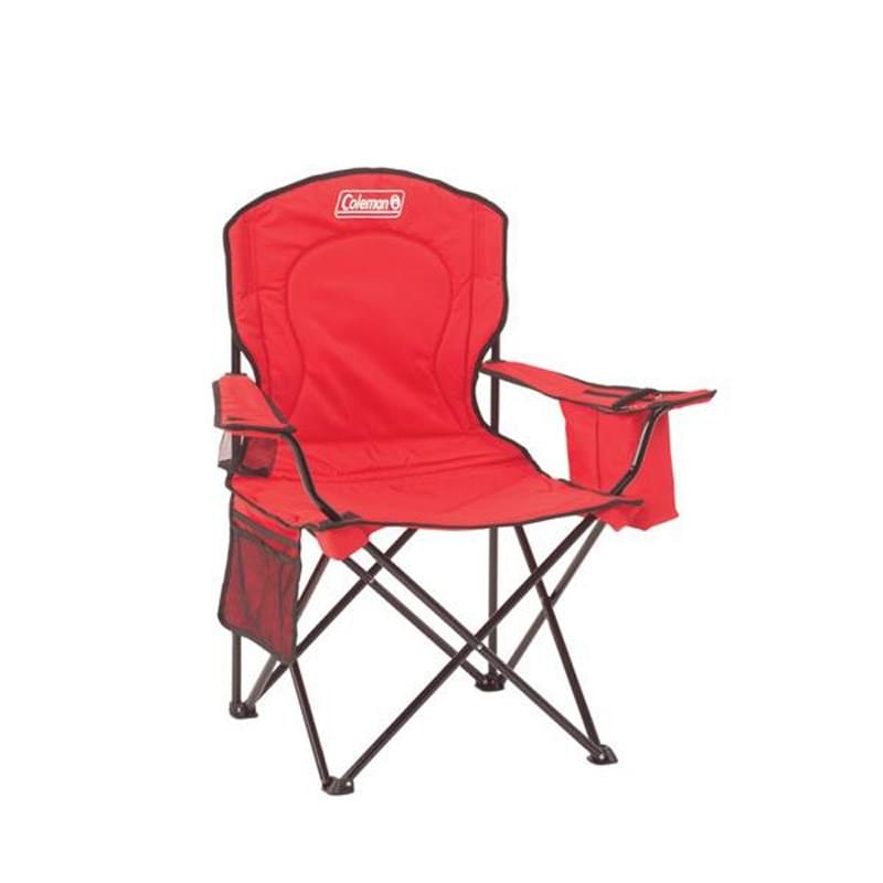 Coleman   Oversized Cooler Quad Chair