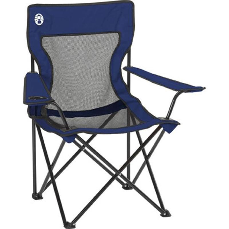 Coleman   Mesh Quad Chair