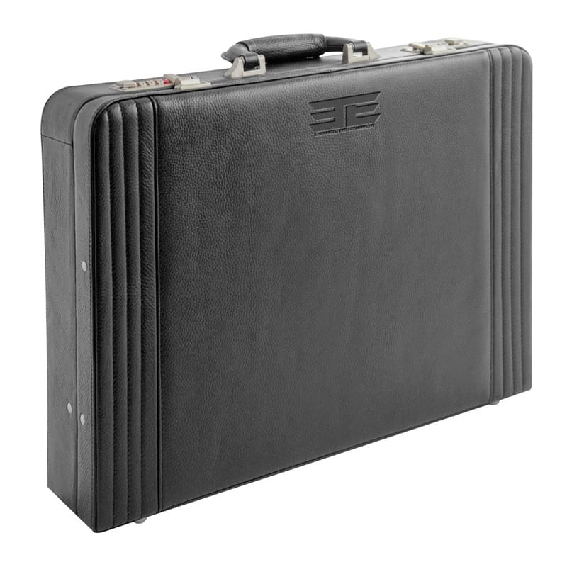 LEATHER ATTACHÉ CASE