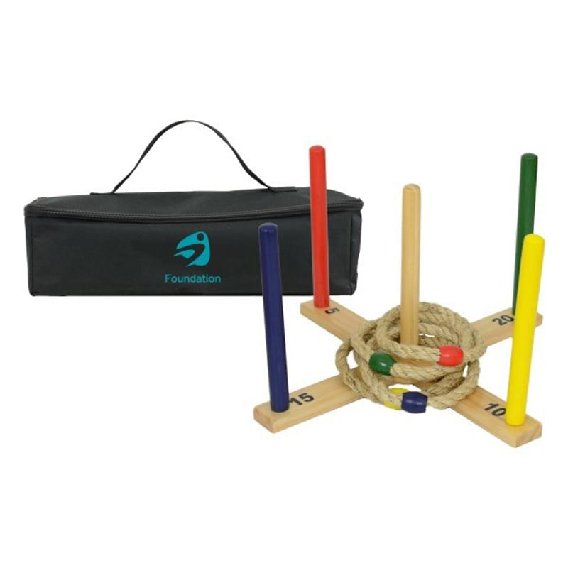 Family Ring Toss Game