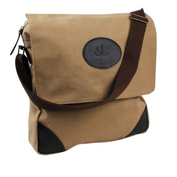 CANVAS VERTICAL MESSENGER