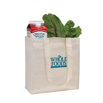 V Natural Organic Grocery Tote