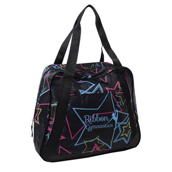 Printed Club Duffel