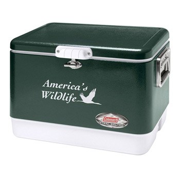 54-QUART CLASSIC STEELBELTED© COOLER