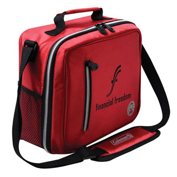 Coleman   Messenger Lunch Box