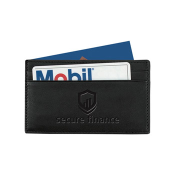 Stepped Business Card Case