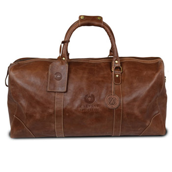 Westbridge Large Leather Duffel