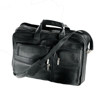 Vaqueta Expandable Multi-Function Briefcase