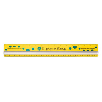 "15"" Magnifying Ruler"