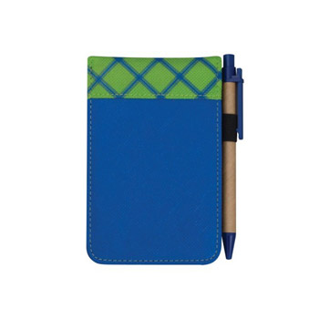 Poly Pro Nouveau Jotter With Pen
