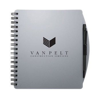 Impact Notebook With Pen