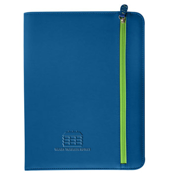 Technix Zippered Padfolio