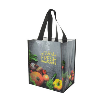 Photografx Grocery Tote