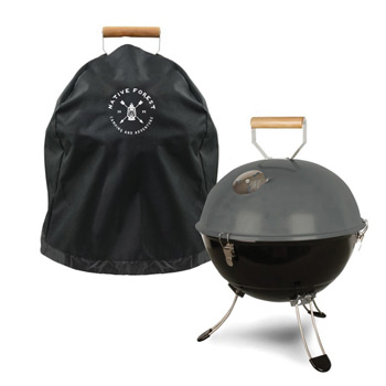 Coleman® PARTY BALL™CHARCOAL GRILL WITH COVER